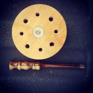 Custom Turkey Pot Call Domestic Wood